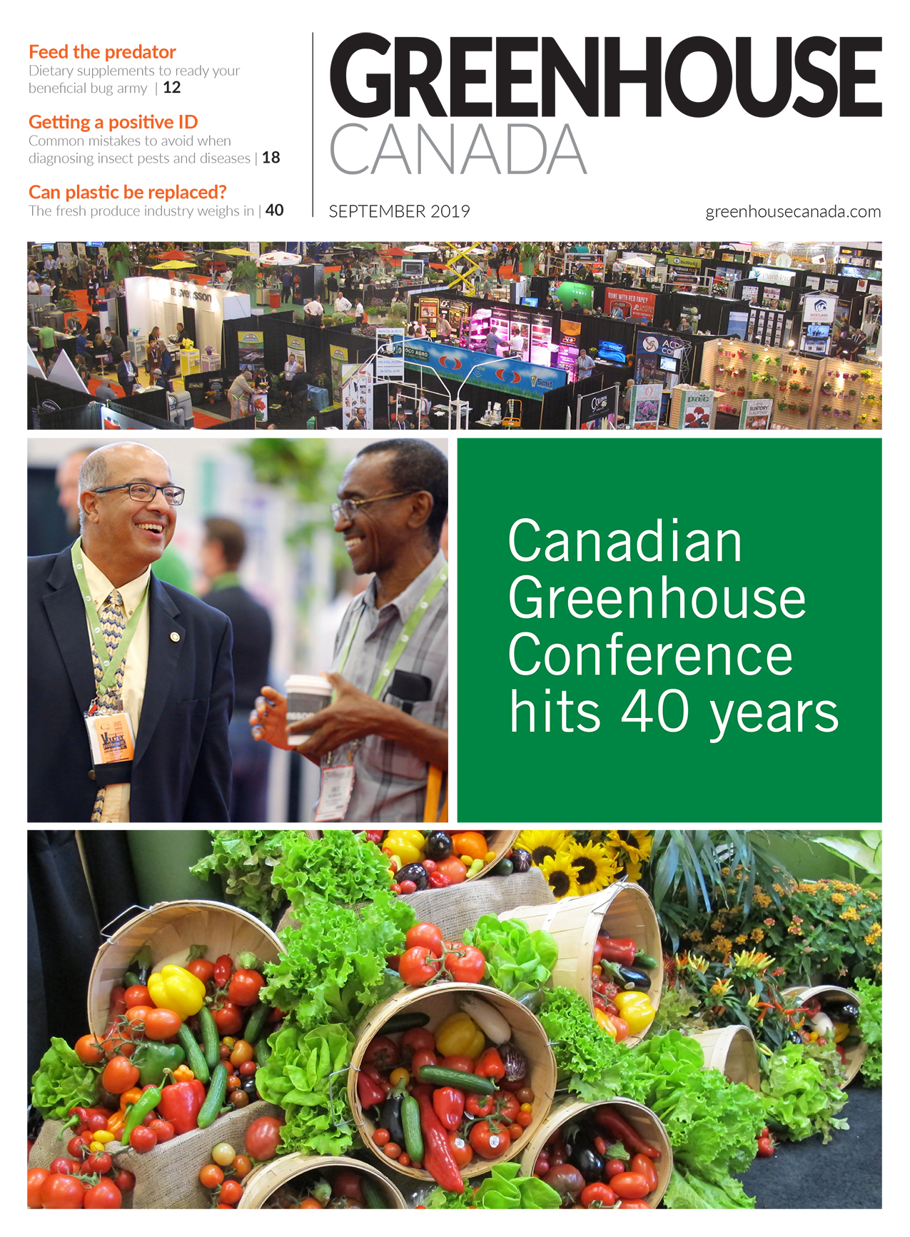 Greenhouse Canada Cover
